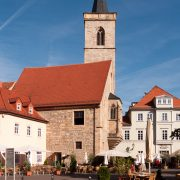 Erfurt Ägidienkirche